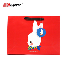Promotional Hand Bag Red Large Gift Paper Bag
