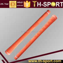 Soft Natural Rubber Orange Latest Rubber Golf Iron Grip