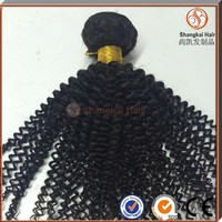 Over 20 years experience factory supply Brazilian nature color remy hair weave