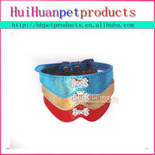 Wholesale price curved buckle adjustable dog collar