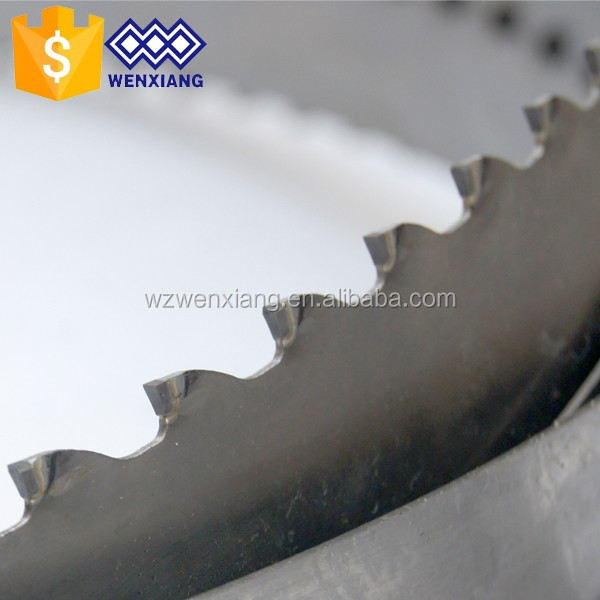 Saw Blade Type and Tungsten Carbide Steel Blade Material Band saw blade