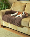 Dog Sofa Bed Pet Puppy Couch Bed Bolster