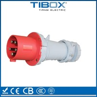 IP44 Wholesale high quality industrial socket and plug