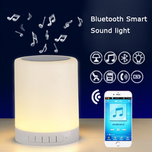 table light; Bluetooth sound led night lamp; Touch LED color night light