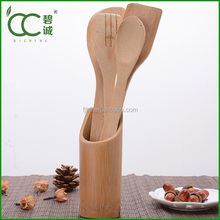 Eco-Friendly Bamboo Kitchen Utensils And Their Uses