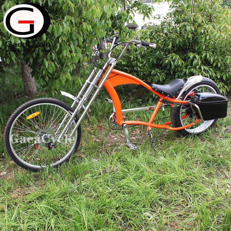 Gaea Vintage Retro E Bike Italian Electric Bike With Zoom Electric
