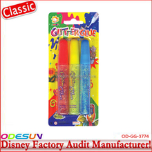 Disney Universal FAMA BSCI Carrefour Factory Audit Skinning Glitter Glue For Decoration