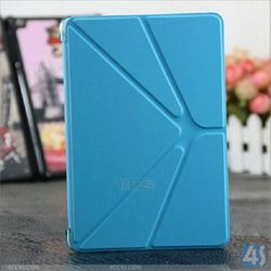 For iPad Mini 2 Stylish Cool Leather PU Tablet Case P-IPDMINIiiCASE022