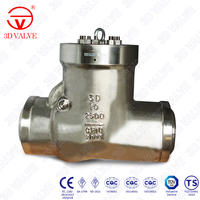3DV Low Temperature Stainless Steel Material