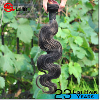 Thick Ends Jerry Curl/Body Wave/Straight Cheap Brazilian Natural Virgin Hair Extension Human Hair