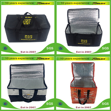 2017 New Design insulated 6 can lunch cooler bag