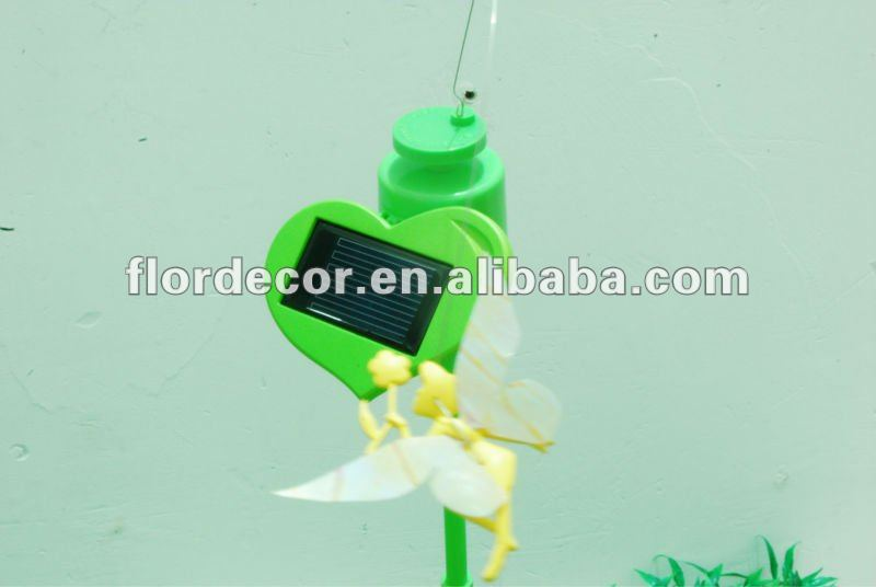 Solar Fluttering Flying Butterfly Outdoor Patio Garden Decoration Ornament(FD53120-A1)