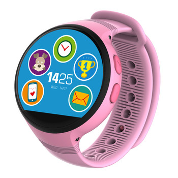 2017 APPSCOMM Smart Watch GPS Positionning Waterproof Bluetooth Pedometer Fitness Tracker for Kids