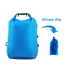 High Quality Outdoor Dry Bag Super Lightweight Folding Waterproof Dry Backpack