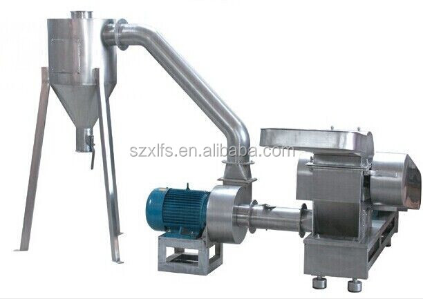 Fengrui Pulverizer Pin Mill Grinder For Spice onion garlic ginger made in China