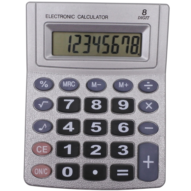 Y-1328 small size 8 digits general purpose office desk calculator