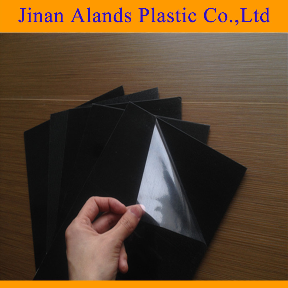 0.3mm 0.5mm Photo book inner page sheet, pvc sheet material adhesive
