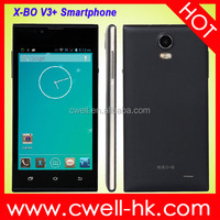 X-BO V3+ MTK6572W Dual Core 512MB RAM 4GB ROM 3G WCDMA 4.7inch Android Smart Phone