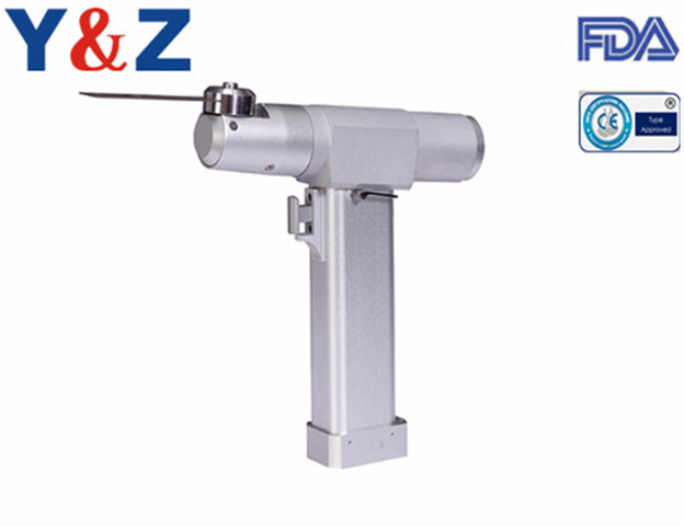 Medical power tool oscillating saw for orthopedic, thoracic surgery device