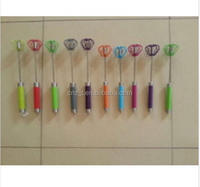 2016 factory directly sell colorful Silicone Whisk 113045 for kitchenware
