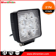 Automotive Led Driving Light for Truck 12/24v 4wd 4x4 Off Road High Power ATV Jeep 4x4 Tractor