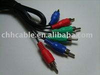 Audio cable ,Video cable ,3RCA cable. 3.5 stereo cable