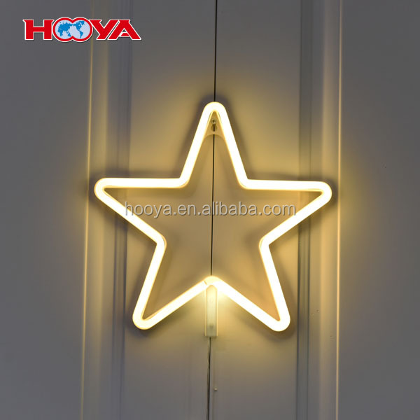 Home Decorattion Neon Light Lamp