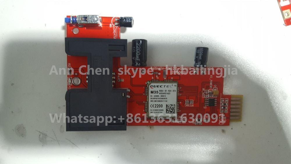 Hot sale bulk sms gateway modem pool Quectel M35 16 port gsm modem pool