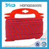 "3/16"" reflective poly braided cord,braided pp rope"