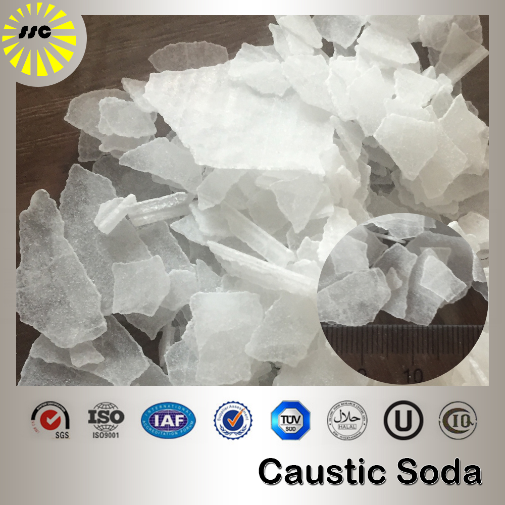 Good price of caustic soda msds with best quality and low