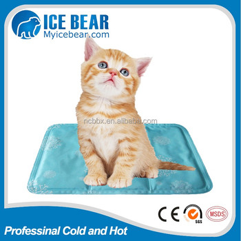 2016 Pet bed cooling pad