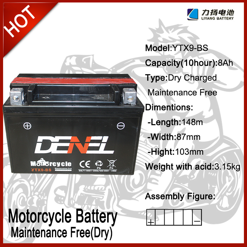 bajaj motorcycle/ Motorcycle Parts/Motorcycle Battery supplier