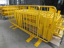 Australia high standard Galvanized / PVC coted Temporary Fence/Mobile Fencing /Portable