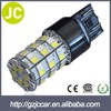 car light led auto led lamp 3157 bau15s 27/7W Led Wedge Socket Stop Bulb