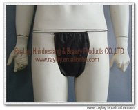 Salon & spa disposable T-back underwear