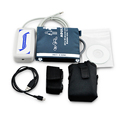 24 hours recording Ambulatory Blood Pressure Monitor Holter with software
