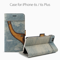Top Quality Excellent Design Vintage wallet Case for iPhone 5
