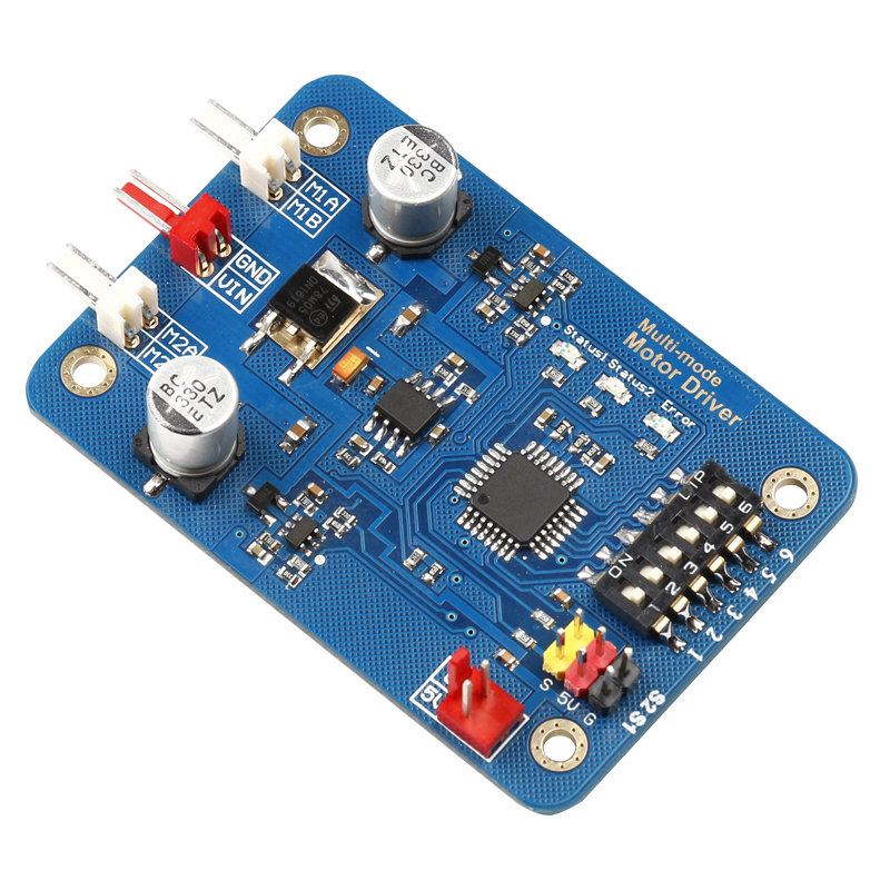 6WD Platform Electronic motor controller for electric vehicle