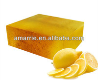 Effective Oil Free Acne Lemon Face Soap