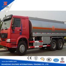 High performance 50000l capacity sinotruck fuel tank truck for sale