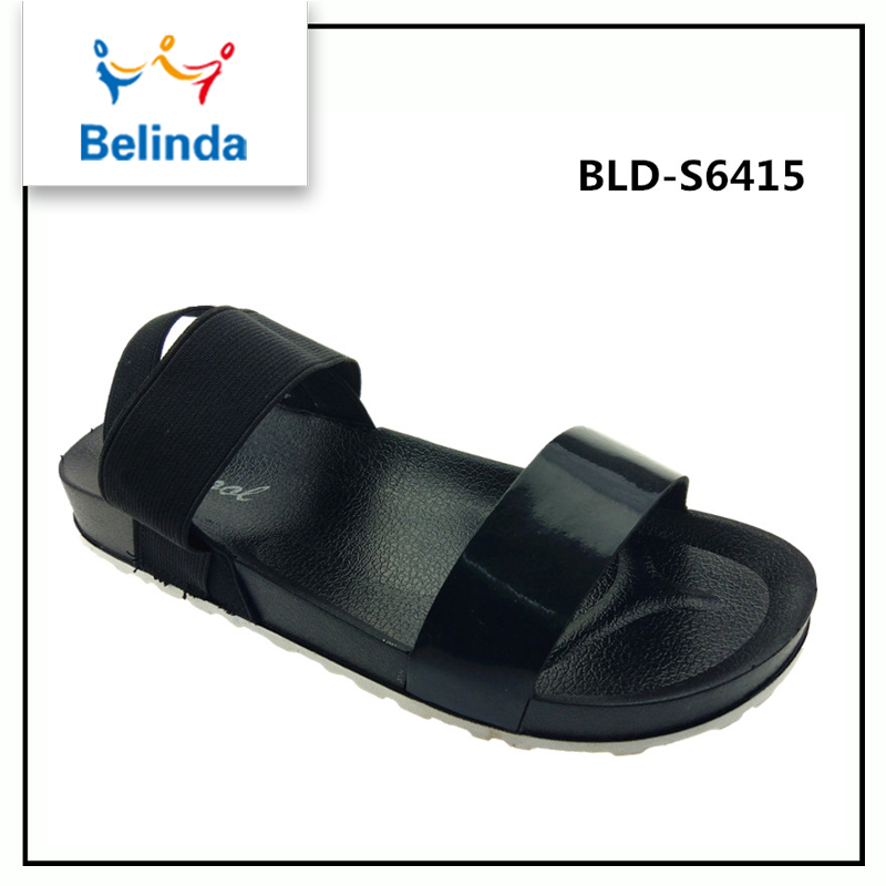 china wholesale women flat comfort chappal sandal for oudoor