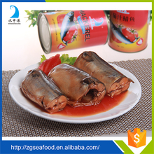 Good taste canned food list canned fish 425G