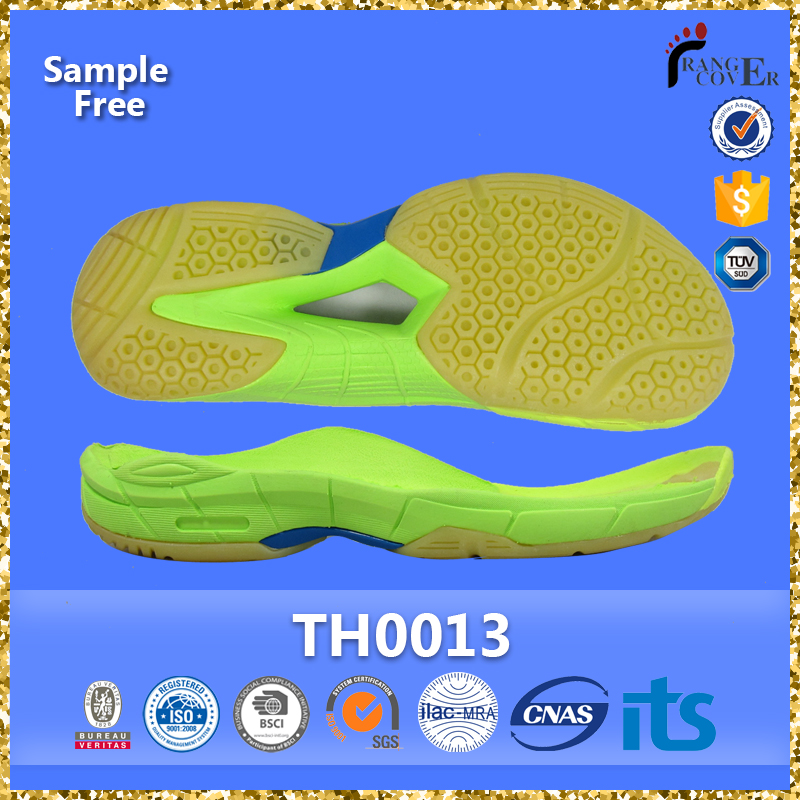 Quanzhou Factory Wholesale Tennis Shoes Rubber Shoe Sole For Sale