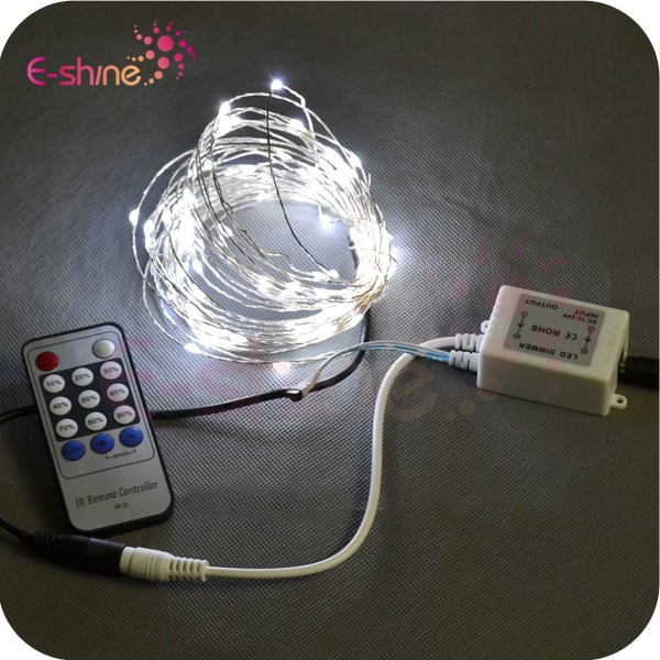 Led String Lights With Remote Controller Of China Mainland
