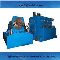 High-technical hydraulic pump test bench for reparing industry
