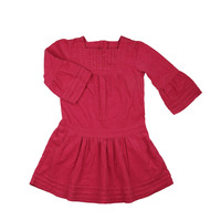 Baby Girls Corduroy Blouse / Red Blouese Dress Design / 100%Cotton Blouse for Girls