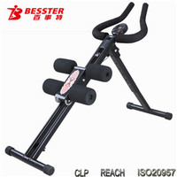 BEST AB Trainer JS-001slider gym on TV fitness equipment wholesale uk