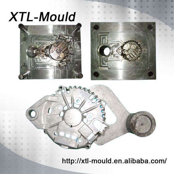 Wholesale China import aluminum die casting mould making