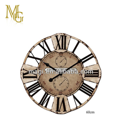 Classic High Quality And Durable Minimalism Chic Decorative Wall Clock