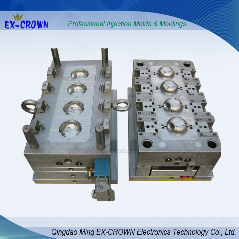 Hot runner Multi-cavity plastic injection mould making